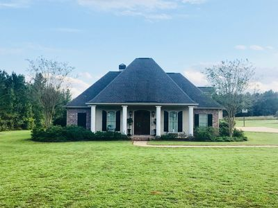 Photo for 5 star French country manor near LaTech and Squire Creek Golf Course