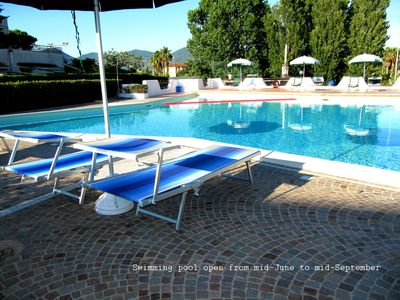 Photo for EXCLUSIVE APARTMENT WITH SWIMMING POOL 4 BEDS ** ** *** Free WIFI **