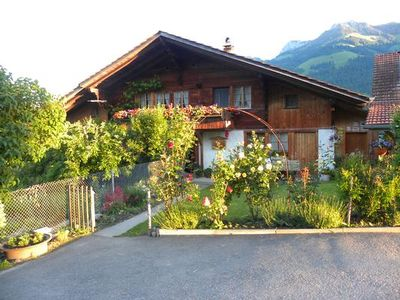 Photo for Holiday apartment Oey for 6 - 9 persons with 2 bedrooms - Holiday apartment in a farmhouse