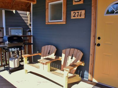 Photo for The Single Fin Cabin - Waterfront