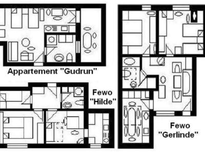 """Photo for House """"U123"""", for 1-15 persons - House U, for 1-15 persons, 25km to FFM-Nord"""