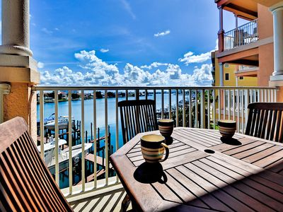Harborview Grande 305 Pet Friendly Waterfront Condo