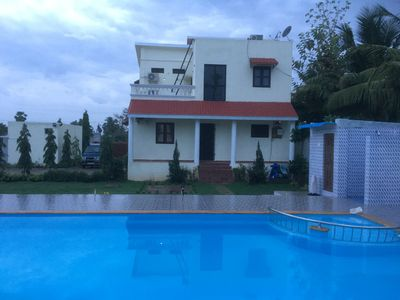 Photo for New Villa with Swimming Pool close to Mahabalipuram for rent.