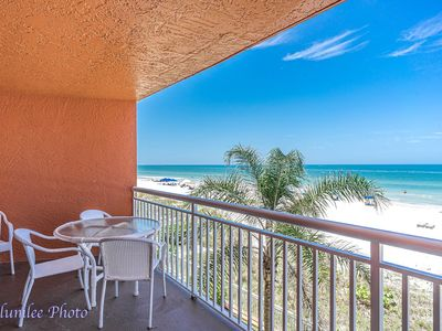 Photo for FREE PERKS INCLUDED!!!  ***Luxury Gulf Front Chateaux Condo #206***