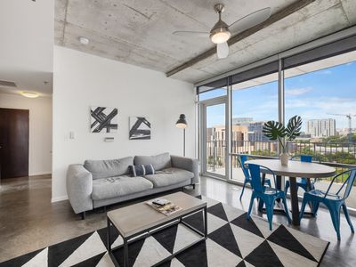 Photo for Kasa | Austin | Amazing 1BD/1BA 2nd Street District Apartment
