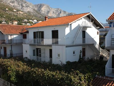 Photo for Apartment in Podaca (Makarska), capacity 6+3