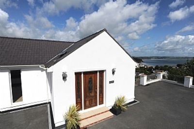 Photo for Luxury House With Amazing Sea Views, 4 En-Suite Bedrooms, Private Swimming Pool