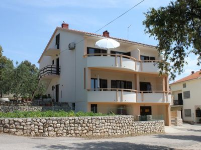 Photo for Apartment in Mulobedanj (Pag), capacity 4+2