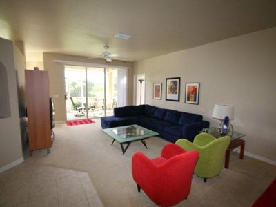 Photo for First Floor Coach Home, 2 Bedrooms + Den