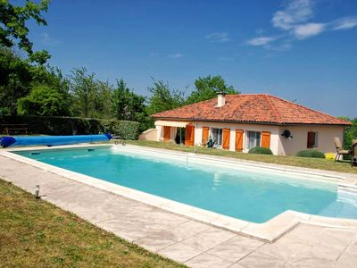 Photo for Villa With Private Pool With Stunning Views Over The Dordogne valley