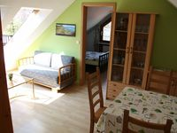 Nice spacious apartment in a lovely small town