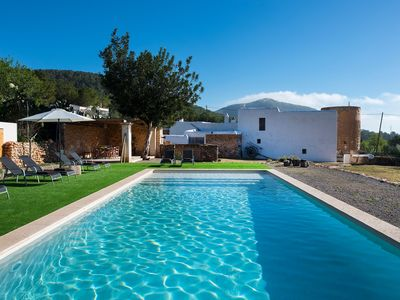 Photo for Historic Luxury Villa with Pool, Terraces and Wi-Fi; Parking Available