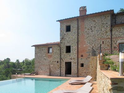 Photo for 5BR Apartment Vacation Rental in Pescia, Tuscany