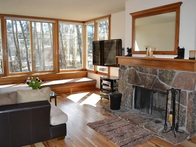 Photo for Superior 1BR Condo in Aspens - Ideal Winter/Summer Location!