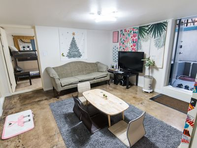 Photo for Cho's Hongdae house - a  big & spacious house being available for 12 guests.