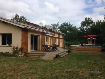 Photo for 4BR House Vacation Rental in Hourtin