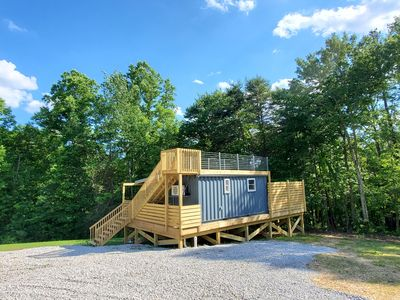 Photo for Tiny House Shipping Container