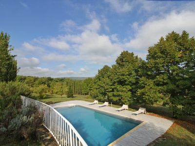 Photo for Villa Selvarella with swimming pool, garden and barbecue. 5 km from city center
