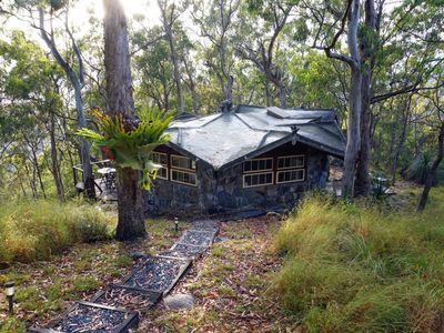 Photo for Hand built cottage in private setting surrounded by Lamington National Park
