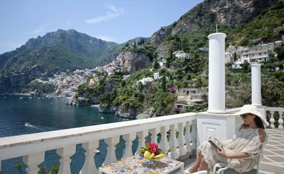 Photo for Stunning 3 bedroom House in Positano (Q7830)