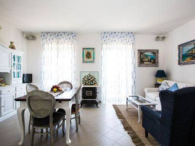 Photo for Villa With Sea View - Private Parking And Garden - Perfect Located -