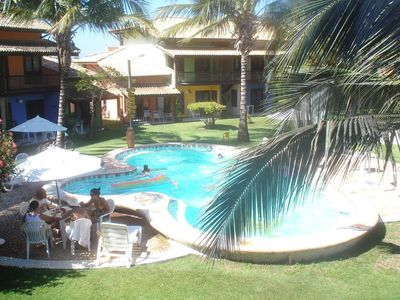 Photo for Village with 2 bedrooms in Guarajuba-BA