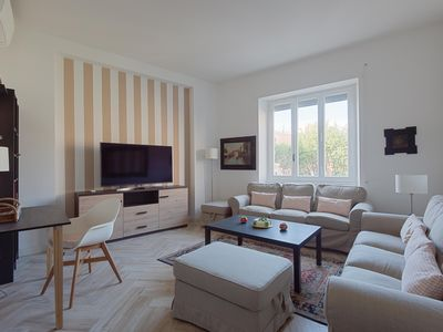 Photo for Vatican Bright Two Bedroom Apartment