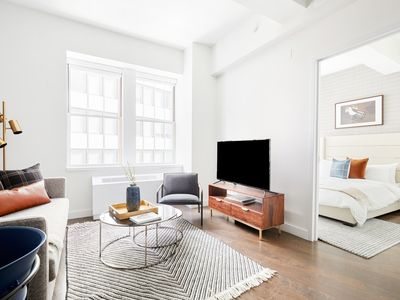 Photo for Sonder | 116 John | Relaxed 1BR + Rooftop