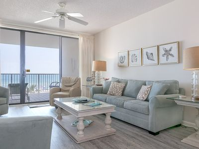 Photo for HAVE A BALL with Kaiser in Summer House #404B: 3 BR/2 BA Condo in Orange Beach Sleeps 10