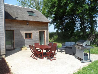 Photo for 4BR House Vacation Rental in Plogastel-Saint-Germain, Brittany