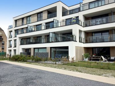 Photo for Apartment Residentie Duinenzichterf in Bredene - 4 persons, 1 bedrooms