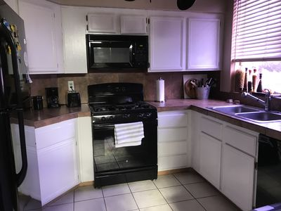Photo for 1 B/R Condo 2 miles west of The Strip walking distance to The Orleans
