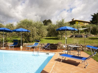 Photo for 2BR Apartment Vacation Rental in Castellina in Chianti