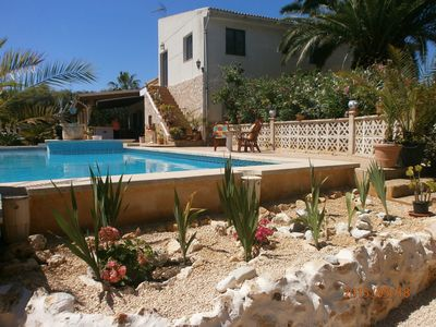 Photo for !OFFER ! GREAT HOUSE WITH POOL AND NEAR BEACH