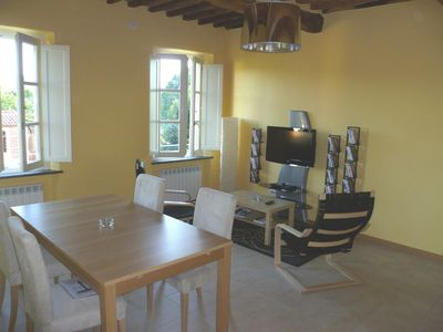 Traditional (old and renovated) apartment in LUCCA_SPECIAL OFFERS_Free car park