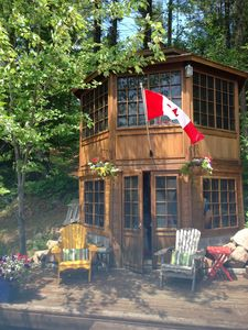 Photo for 2BR Cottage Vacation Rental in Bonfield, ON