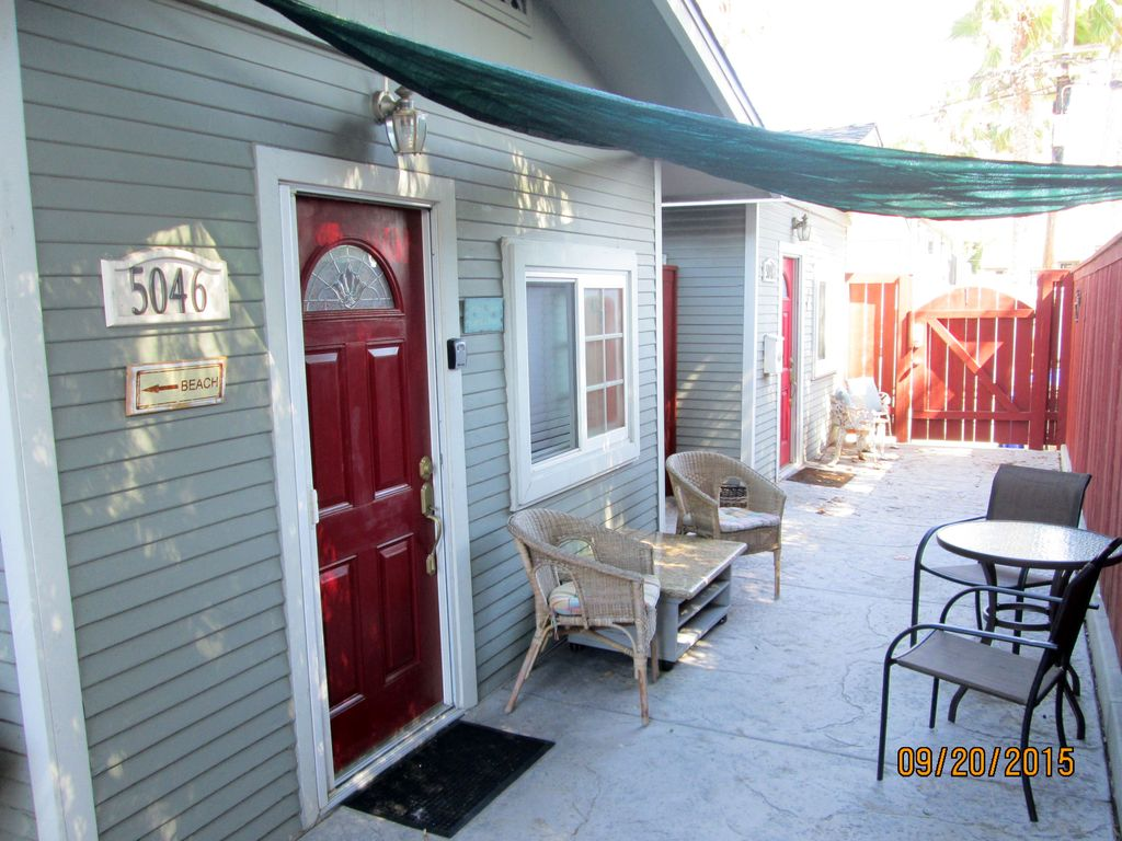 Weekly Or Monthly Ocean Beach Cottage Rental 2 Blocks From Beach