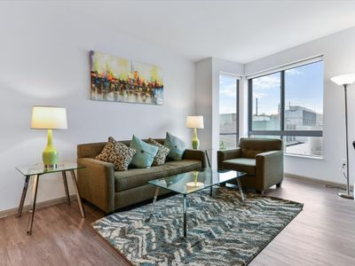 Photo for Modern Uptown Little Italy Apartment with a University Circle Address