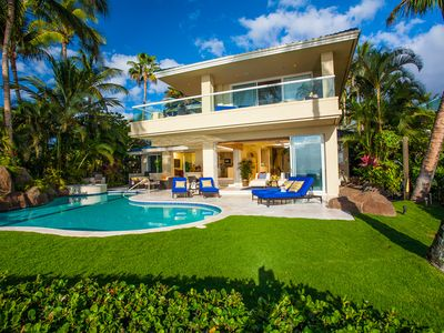 Photo for Opal Seas At Baby Beach - Private Beachfront Home in Lahaina