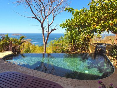 Photo for New Spanish Style Villa with Stunning View Over Pacific