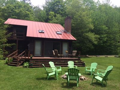 Photo for Great Summer Lake/Ski House on pristine Echo Lake - Flexible Dates Available