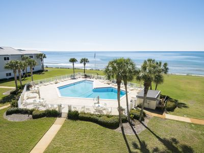 Your View of the Gorgeous Emerald Coast from the Balcony