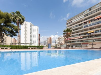 Photo for ROMEO - Apartment for 4 people in Benidorm.