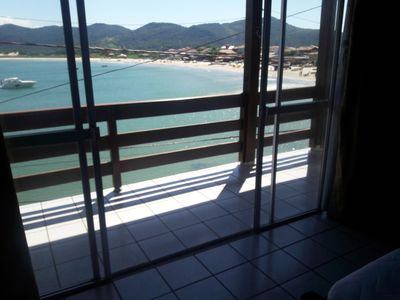Photo for Beautiful 3 bedroom house with ocean view near the beach in Florianópolis