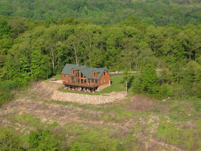 Photo for Raystown Lake Lodge.   Unrivaled, Unobstructed  Panoramic Lake/Mountain View!