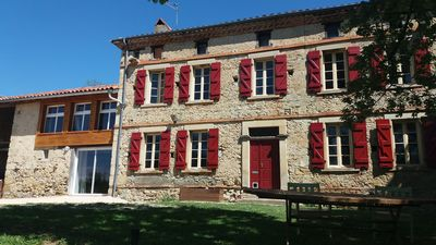Photo for Gite Hacienda 6/7 pers accessible in the heart of the Ariège countryside