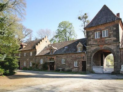 Photo for Terraced house im Schloss Zingst, Querfurt  in Leipziger Seen - 7 persons, 3 bedrooms