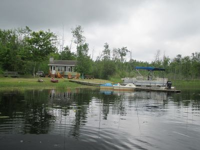 A Northern Michigan Hideaway Right in the Middle of Great Attractions