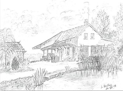 a draw of the farm 30 years ago