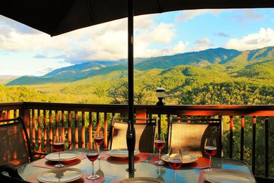 Dining in the Smokies